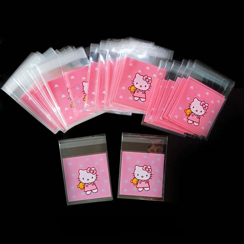 HELLO KITTY Tomy sous licence Sac Fête Stocking Remplissage X 12 FOIL Packs de cadeaux