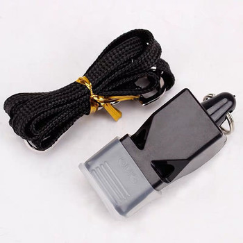1pcs 5 Colors High Quality FOX80 FOX40 Size Non-nuclear Whistle For Basketball Football Sports Referee Personnel