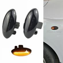 hot cruise control switch for citroen c3 c5 c8 peugeot 207 307 308 407 607 3008 LED Dynamic Turn Signal Side Marker Light Sequential Blinker Light For Peugeot 307 206 207 407 107 607 For Citroen C1 C2 C3 C5
