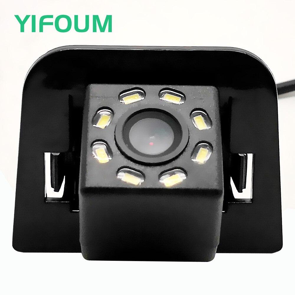 YIFOUM 170 Degree HD Night Vision Waterproof Car Rear View Backup Parking Camera For Toyota Prius 2012 2013 2014|Vehicle Camera| |  - title=