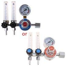 Ar/co2 регулятор сварочный газовый редуктор давления Редуктор