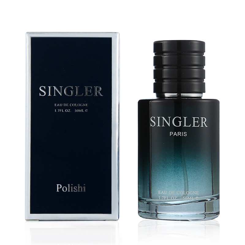 50ml original men's perfume men's body fragrance fragrance spray lasting fragrance gift box packaging perfume