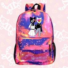 Рюкзак likee для русской моды популярный рюкзак ноутбука с рисунком