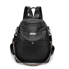 Backpack Women 2020 New Real Leather Women Bags Small Backpack Mochila Feminina Korean Shool Bags Luxury Designer Female Bags