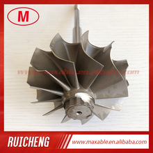 Turbocharger-Turbine 12-Blades TD08 for Cartridge/chra Shaft-Wheel/turbo-Wheel MHI