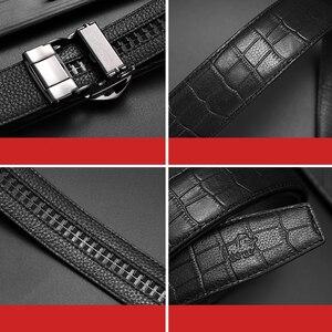 Image 5 - BISON DENIM cuir véritable hommes