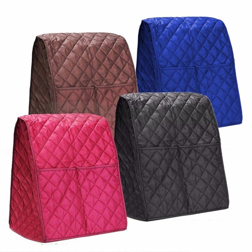 Dustproof Waterproof Cloth Quilted Blender Cover Organizer Bag For Kitchen Mixer