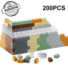 """MARUMINE 1x2 точки куб кирпичи 98283 дома настенные строительные блоки классический """"сделай сам"""", Мпц My City набор обучающая развивающая игрушка для детей"""