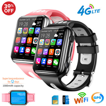 W5 Smart Watch Phone 4G GPS Wifi location Student/Kids android system clock app install Bluetooth Smartwatch 4G SIM Card