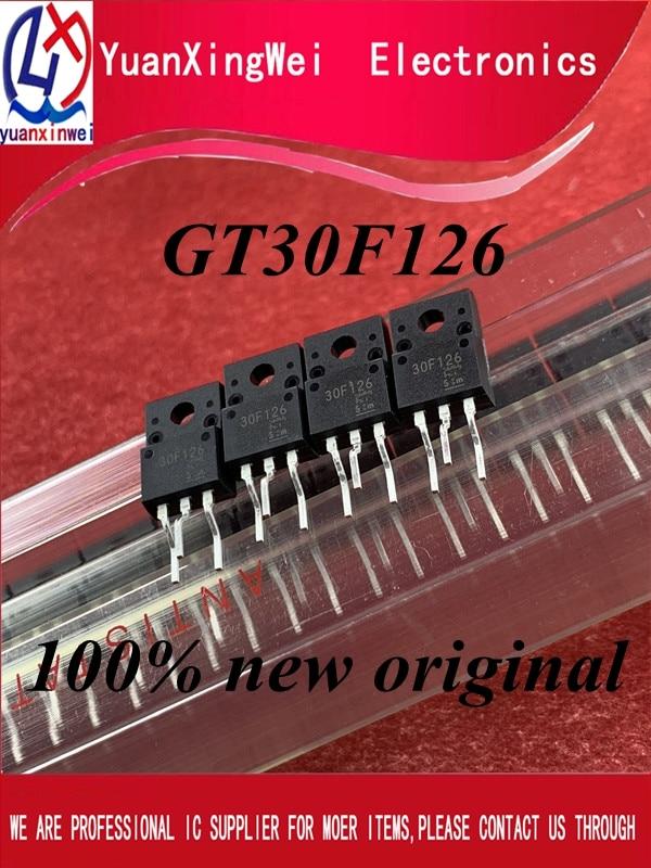 20pcs GT30F126 30F126 TO220 New Original