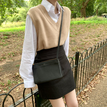 Womens Vests Sweater Knitted-Vest Joker Loose V-Neck Winter Plus-Size Outerwear Autumn