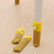 4pcs Knit Chair Foot…
