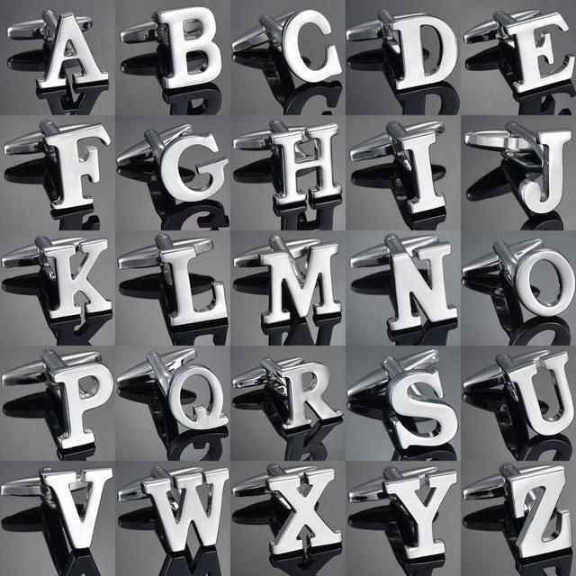 A-Z Single Alphabet