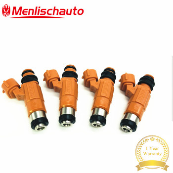 68V-8A360-00-00 8x Fuel Injectors For Yamaha F115 HP Outboard 2000-2011 CDH210