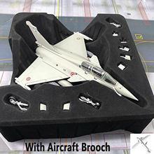 Reproduction d'un avion de chasse échelle 1:72, modèle réduit, cadeau moulé sous pression