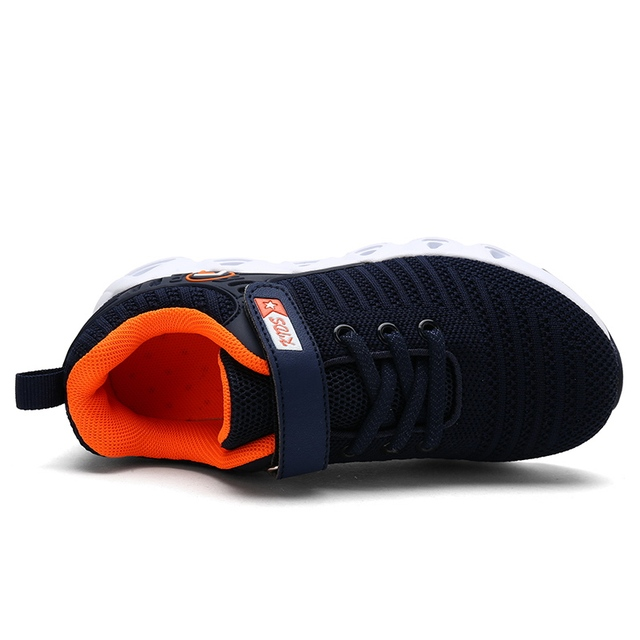 2019 Autumn Children Shoes Fashion Brand Outdoor Kids Sneakers Boy Running Shoes Casual Breathable Boys Girls Sports Shoes 891 3