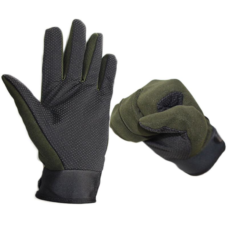 Tactical Gloves Airsoft Combat Full Finger And Half Finger Gloves Outdoor Sports Riding Anti-skid Gloves Hunting Accessories