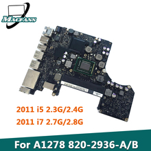 A1278 Logic-Board Macbook 820-2936-A/B for Pro 13-I5 I7 Tested Original