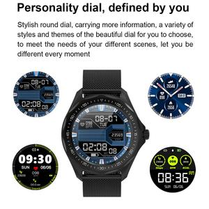 Image 3 - SENBONO S09 Smart Watch IP68 Waterproof Men Heart Rate Monitor Blood Pressure Fitness Tracker GPS Map Smartwatch for Android iOS