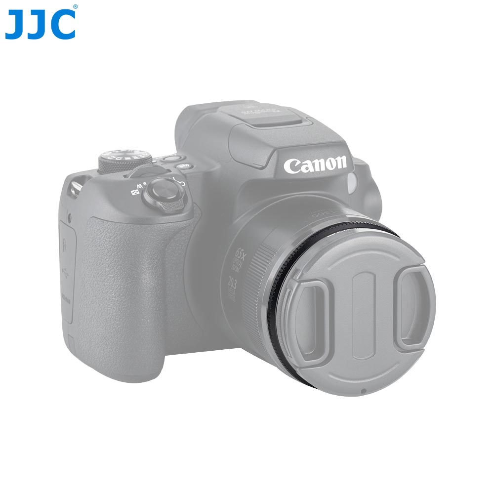 JJC LA-58SX50 58 mm Threaded Ring Adapter for Canon PowerShot SX50 HS