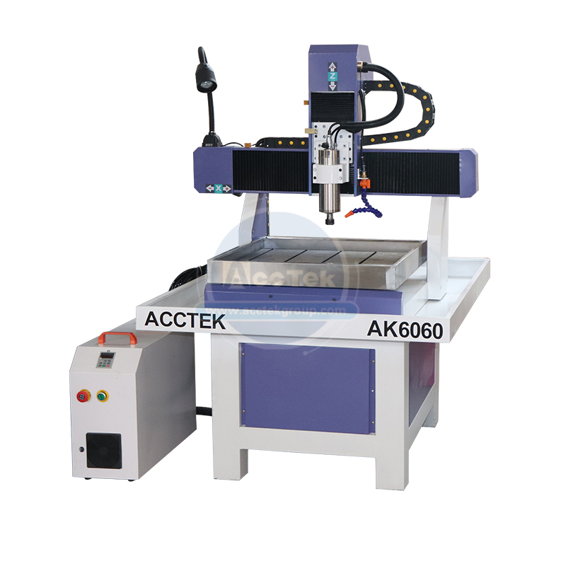 China factory price metal <font><b>cnc</b></font> engraving machine <font><b>6060</b></font> <font><b>cnc</b></font> <font><b>router</b></font> <font><b>cnc</b></font> mold making machine image