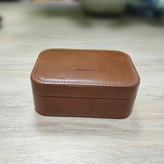 Tinhifi Oortelefoon Case High End Magnetische Hoofdtelefoon Kabel Opbergdoos Digitale Pakket Tinhifi T3 T2 Pro P1 BQ3 f3 S2 N1