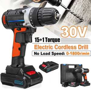 New 30V Electric Screwdriver C