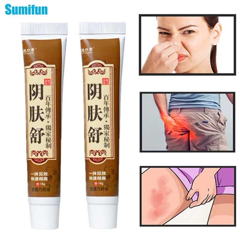 Sumifun антизуд травяной Антибактериальный крем Подмышечный вагинальный пенис подмышка интимное тело удаление запаха мазь P1062
