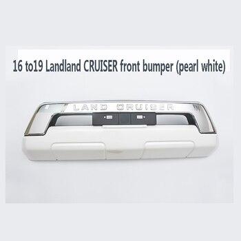 Refitting LC200 per 12-19 Per Toyota Landland CRUISER Paraurti Anteriore Land Cruiser Collisione Bar