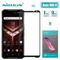 Для Asus ROG Phone 2 glass Nillkin CP + Pro Полное Покрытие 2.5D Закаленное стекло протектор экрана для Asus ROG Phone II Nilkin стекло высокой четкости