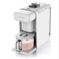 220V Intelligente Soja Melk Machine Huishoudelijke Automatische Sojamelk Machine Gratis Filter Automatische Schoon 0.3 1L Capaciteit Verstelbare-in Mixer van Huishoudelijk Apparatuur op