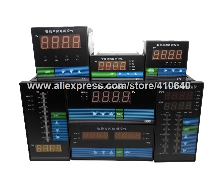 Precision Direct Display Digital Water Level Controller (5)
