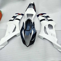 Fairing Bodywork Injection New Black/white Fit For Suzuki GSXR1000 K3 2003 2004 GSXR1000 K3 03 04 Motorcycle