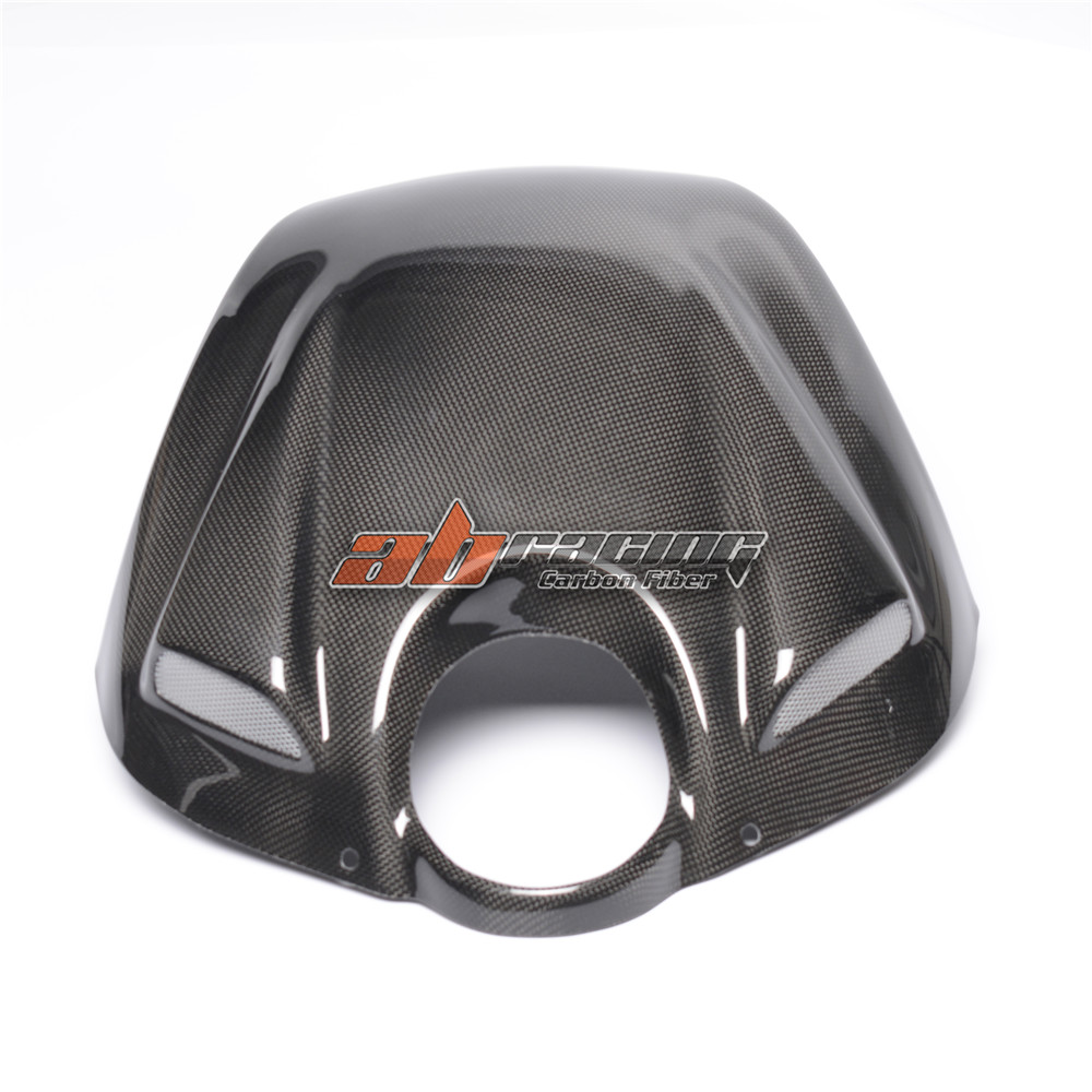 Gas Tank Airbox Cover Panel Fairing Cowl  Carbon Fiber For Buell XB9 XB12 2003-2010