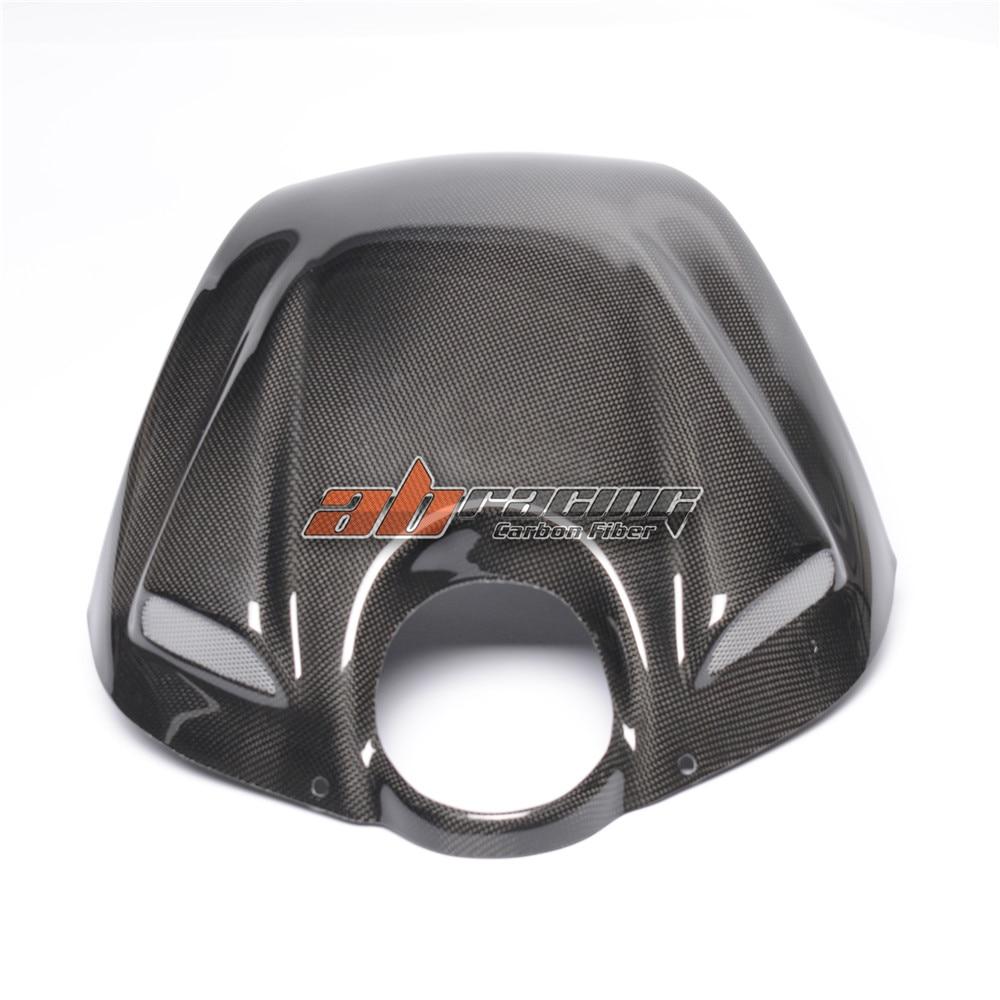 Gas Tank Airbox Cover Panel Fairing Cowl  Carbon Fiber For Buell XB9 XB12 2003-2010