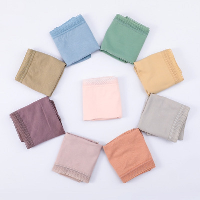 Women Physiological Underwear Menstrual Underpant Shapewear Leak Proof Intimates Briefs Pants Intimatewear Lingerie Panties 5