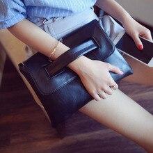 women black leather Purse Women's Clutch Bag Evening Bag Female Clutch Money Phone Pouch Casual Wallet  Ladies Shoulder Clutch цена и фото