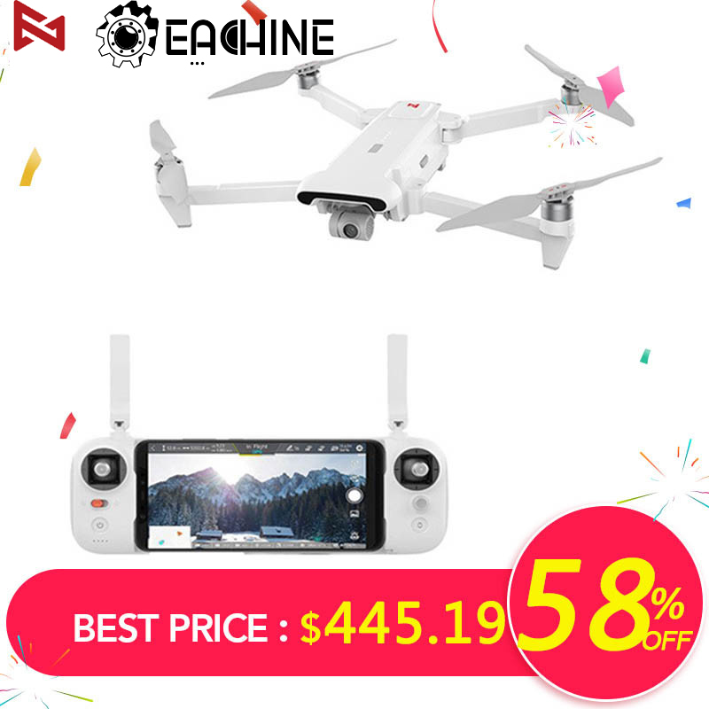 Gimbal Quadcopter Rc Drone Flight-Time FPV Fimi X8 4k Camera 5KM SE With 3-Axis GPS RTF
