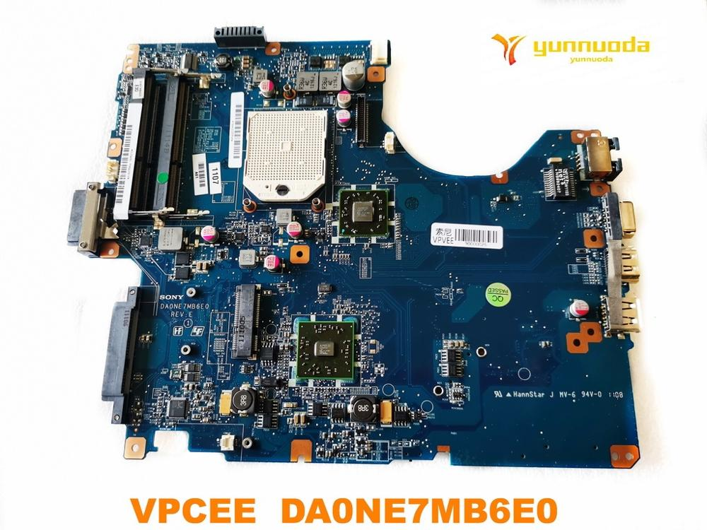 Original For SONY VPCEE Laptop Motherboard VPCEE  DA0NE7MB6E0 Tested Good Free Shipping