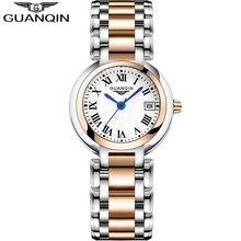 GUANQIN Fashion Women Watches Top Brand Luxury Quartz-
