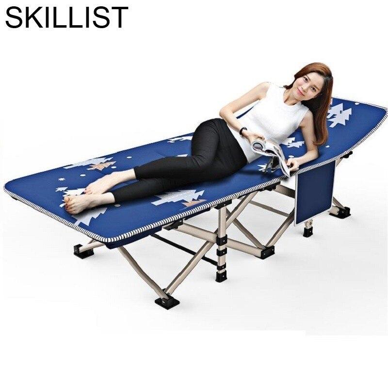 Moveis Silla Playa Exterieur Mobilier Mueble Transat Bain Soleil Outdoor Furniture Lit Salon De Jardin Folding Bed Chaise Lounge
