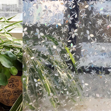 Glass Sticker Decorative Window-Film Protective-Window-Decal Self-Adhesive Stained Translucent