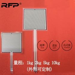Rfp612 sensor de pressão de filme fino piezoresistive ultra fino interruptor de pressão de almofada tátil pode ser personalizado