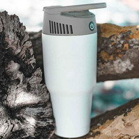 Portable Mini Air Conditioner Cool Soothing Wind 2 In 1 Colder Personal Cooling And Herting System 2 In 1 Colder Warm Fan