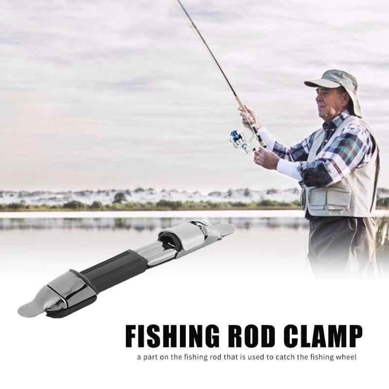 دائم الصيد بكرة حامل مقاومة للاهتراء الفولاذ المقاوم للصدأ الصيد عجلة مقعد أصحاب الصيد رود المشبك لوازم الصيد