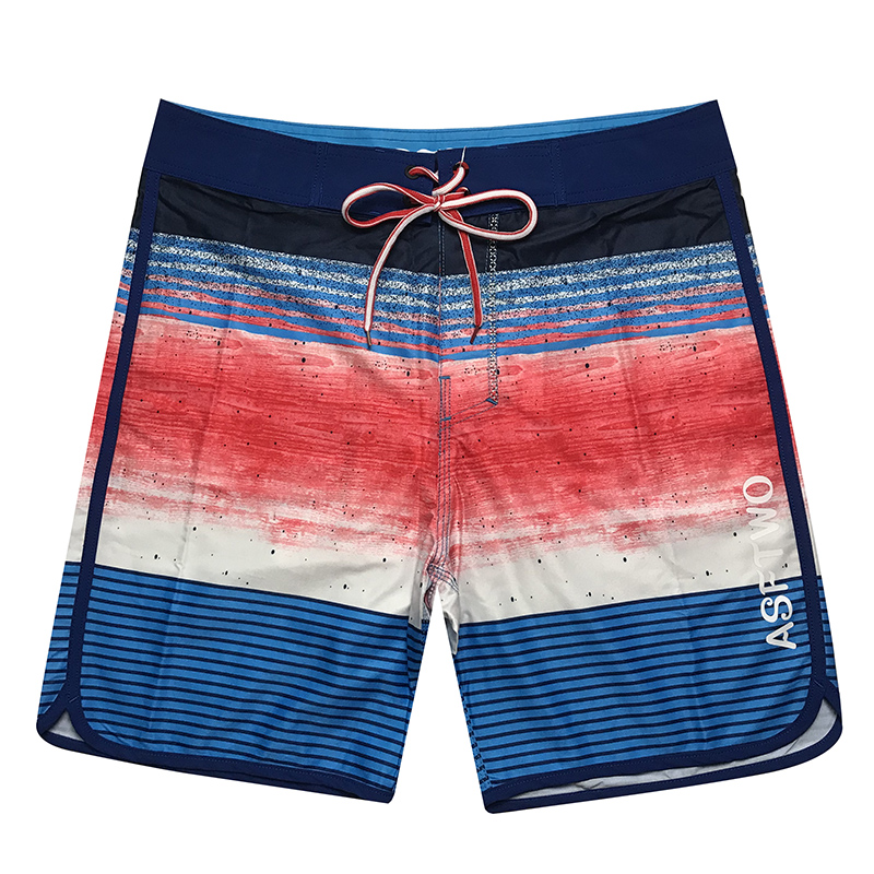New Quick-drying Beach Shorts Boardshorts Mens Swimming Shorts Surf Swimwear Fishing Pants Sport Clothing Plus Size