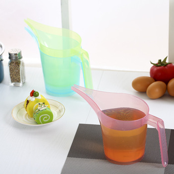 1PC Candy Color Measuring Cup With Long Mouth Suitable For Kitchen Use