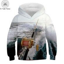 Tropical Fish Funny Hoodies Autumn thin section Men Women Long Sleeve Hoody Sweatshirt 3D print Hooded Streetwear Hip Hop hoodie