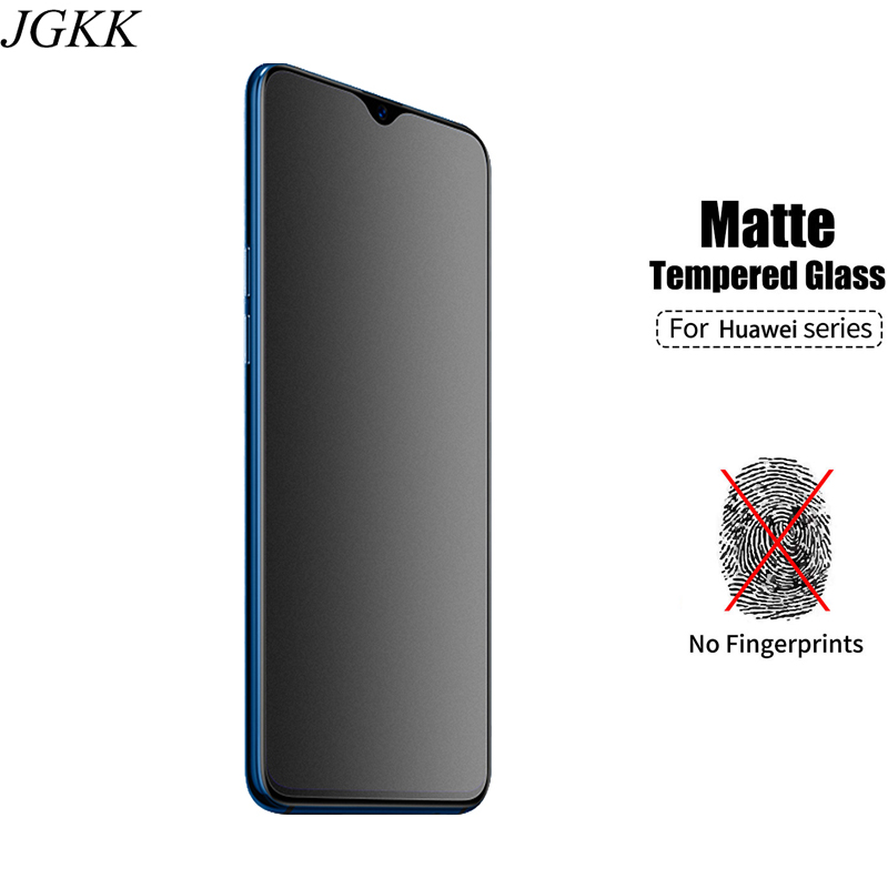 Full Cover Matte Tempered Glass For Huawei Honor 8a 8X 7A 7C Pro Frosted Screen Protector For Huawei Honor 8a 9H Protective Film