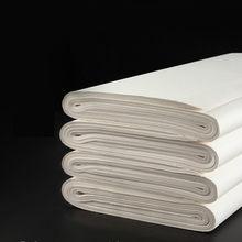 Malerei Reis Papier 100 blätter Papel Arroz Anfänger Kalligraphie Malerei Praxis Xuan Papier Chinesischen Raw Halb Reif Xuan Papier